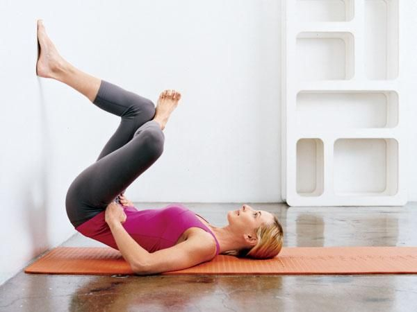 Knee Press exercise