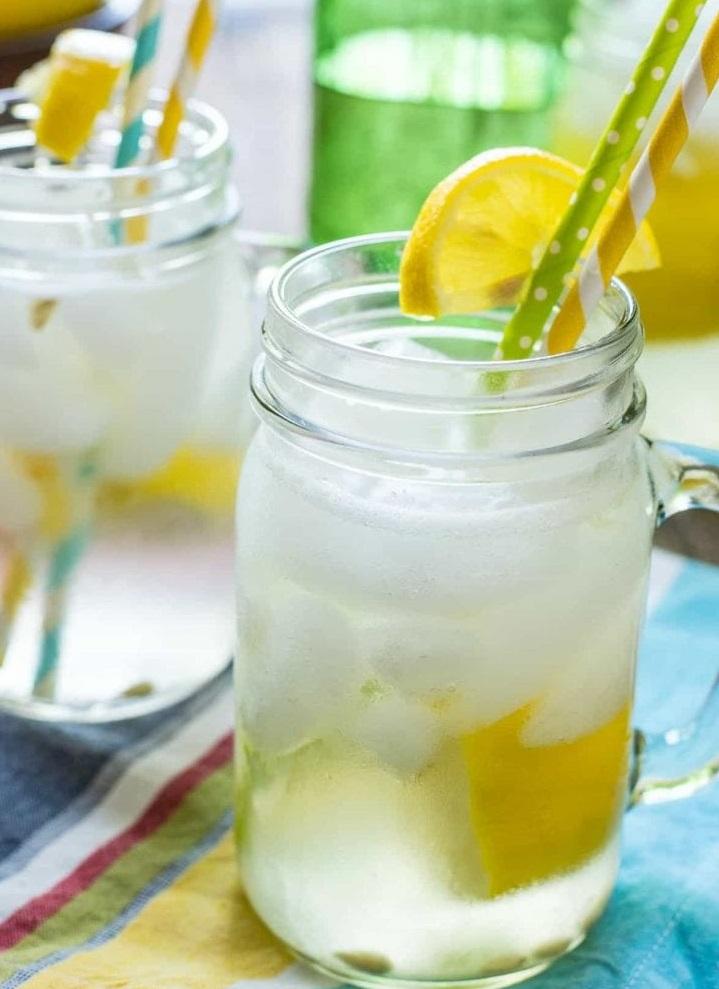 lemon shake