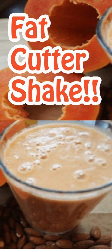 This Shake Flattens The Belly, Cleans The Colon, and Removes All The Fat Completely From Your Body