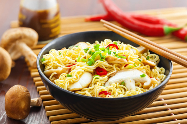 the danger of instant noodle